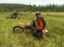 MCE - Enduro i Finska Lappland 2014