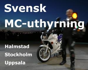 Svensk MC Uthyrning